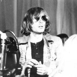 """Metteur en scène et acteur du film """"Overdrive""""1970"""