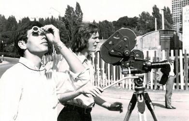 """Sur """"What happened to Eva Brown"""" mon deuxième film, les cheveux sont plus longs et la caméra plus moderne"""